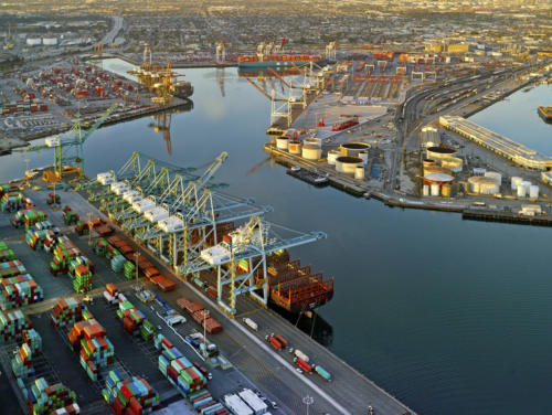 Container Port 01